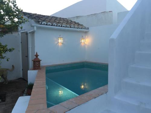 The swimming pool at or near Casa Largo do Poço Guesthouse