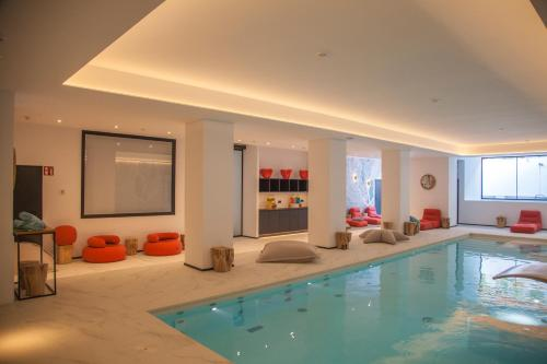 The swimming pool at or near Stic Urban Hotel & SPA