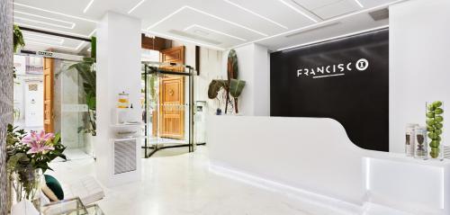 The lobby or reception area at Francisco I