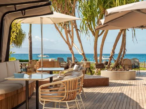 A restaurant or other place to eat at The Westin Maui Resort & Spa, Ka'anapali