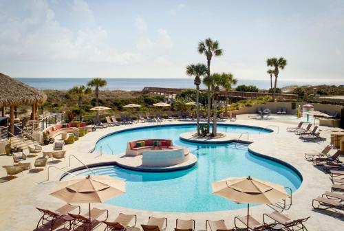 A view of the pool at The Ritz-Carlton, Amelia Island or nearby
