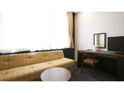 A seating area at Hotel Seiyoken - Vacation STAY 39579v