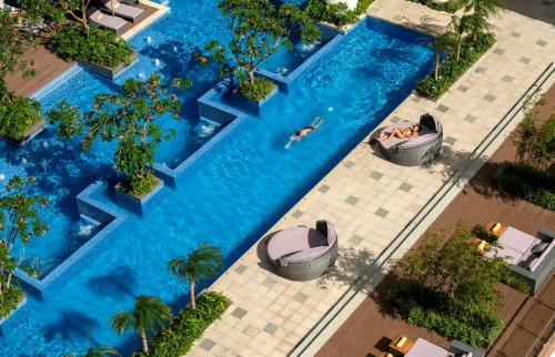 A view of the pool at InterContinental Nha Trang, an IHG Hotel or nearby