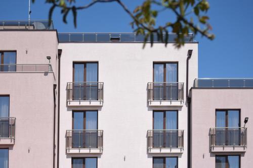 The floor plan of Hotel Vanilla, Varna - Хотел Ванила, Варна