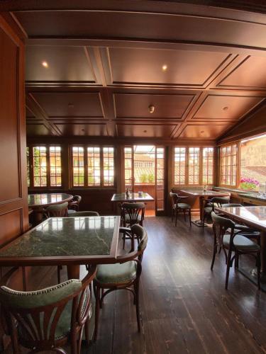 Ресторан / где поесть в Hotel Hermitage
