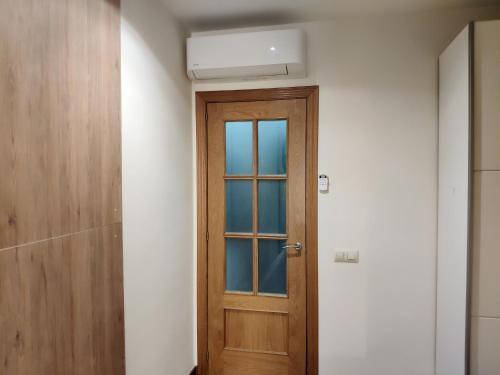 A bathroom at Apartment Histórico