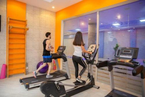 ALBA HOTEL & SPA tesisinde fitness merkezi ve/veya fitness olanakları