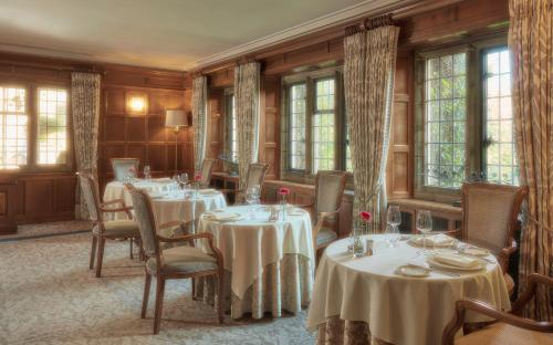 A restaurant or other place to eat at Mallory Court Country House Hotel & Spa