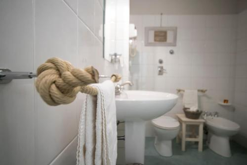 A bathroom at Ai Lumi