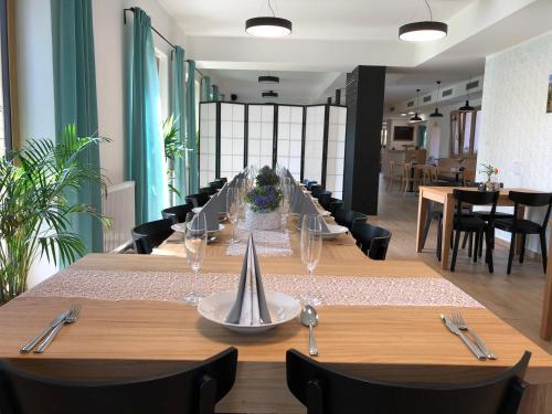 Restaurace v ubytování Penzion U Halmů