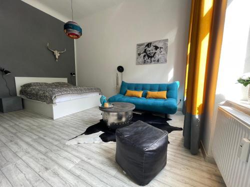 DESIGN Apartment II - 45qm Grenze Altstadt Park