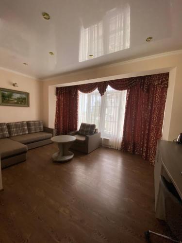 Гостиная зона в Мини Отель Лагуна