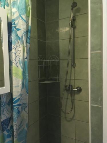 A bathroom at Csillagfény Vendégház