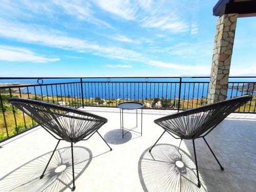 Balcone o terrazza di Villa Giovanna San Vito Lo Capo