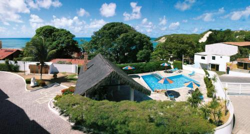Uma vista da piscina em Residence Village ou nos arredores