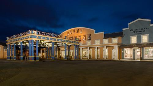 Disney's Hotel Cheyenne(r) Coupvray, France