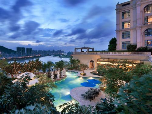 A view of the pool at Sofitel Macau At Ponte 16 or nearby