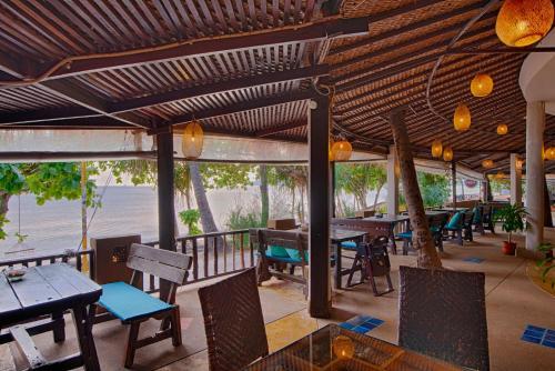 Ресторан / где поесть в Vacation Village Phra Nang Inn