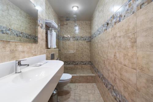 Ванная комната в AVS Отель