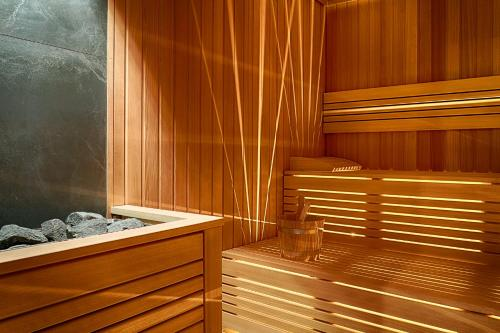 Spa and/or other wellness facilities at Grand Focus Hotel Szczecin