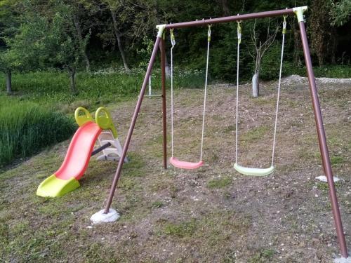 Dječje igralište u objektu Apartman Potocki