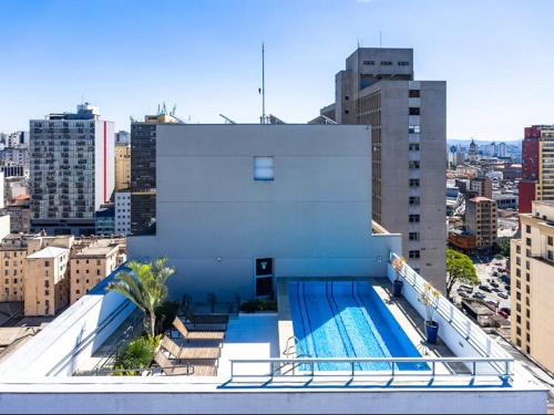 The swimming pool at or close to Studio Sky 911 Centro