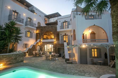Πισίνα στο ή κοντά στο Onar Hotel and Suites