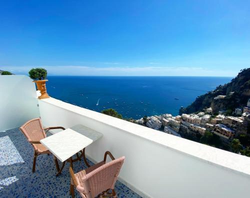 Balcone o terrazza di Palazzo Marzoli charme Resort