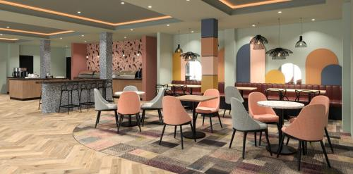 A restaurant or other place to eat at ibis Styles Bournemouth
