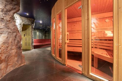 Spa and/or other wellness facilities at Hotel Koener