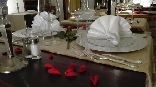Ресторан / где поесть в Villa Nicolli Romantic Resort