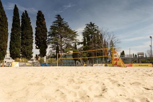 Детская игровая зона в Sport inn hotel & wellness