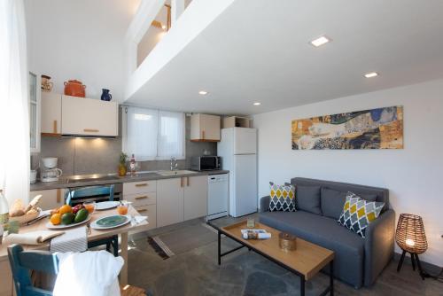Η κουζίνα ή μικρή κουζίνα στο The Be House