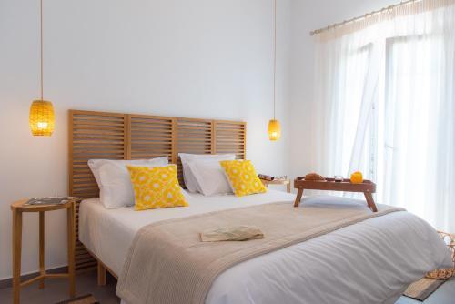 Ένα ή περισσότερα κρεβάτια σε δωμάτιο στο The Be House