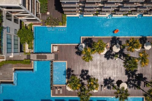 Grundriss der Unterkunft Baan Laimai Beach Resort & Spa - SHA Plus