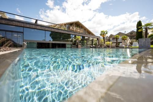 The swimming pool at or near Weinegg Wellviva Resort