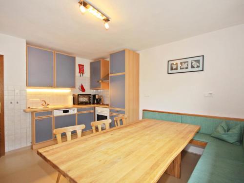 Küche/Küchenzeile in der Unterkunft Apartment Obernberg