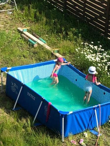 Children staying at Жемчужина