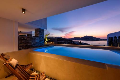 Piscina di Hotel Senia - Onar Hotels Collection o nelle vicinanze