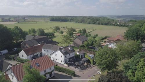 A bird's-eye view of Hotel Heijenrath