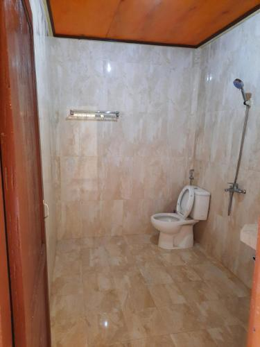 A bathroom at Mas Cottages