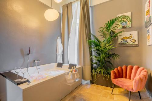 A bathroom at The Rif - Boutique Hotel