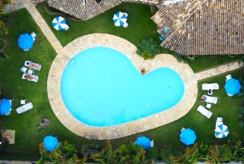 A view of the pool at VELINN Pousada dos Marinheiros or nearby