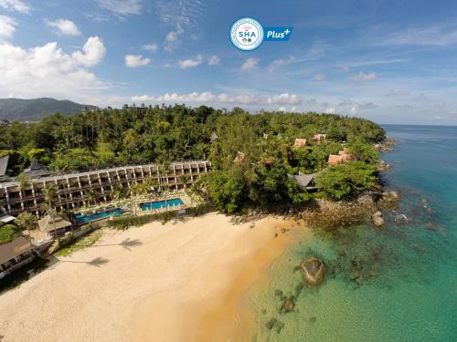A bird's-eye view of Beyond Resort Karon - SHA Plus