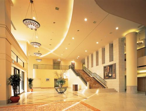 The lobby or reception area at Hotel Lifort Sapporo
