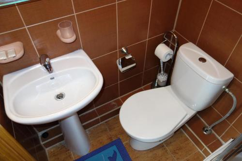 Ванная комната в Гостевой дом «Диана»