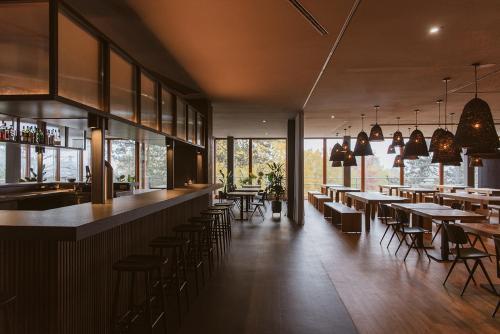Lounge oder Bar in der Unterkunft Bold Campus