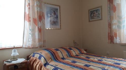 Łóżko lub łóżka w pokoju w obiekcie Hotel SONATA