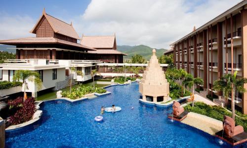 Бассейн в Pullman Sanya Yalong Bay Villas & Resort или поблизости