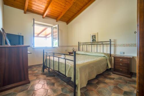 A bed or beds in a room at Ciccillo